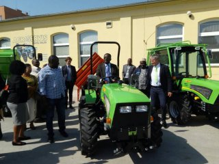 Czech Export Bank explores opportunities in agric sector